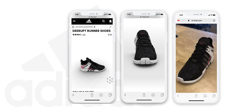 AR Quick Look is Here: How Retailers can Activate Augmented Commerce at Scale