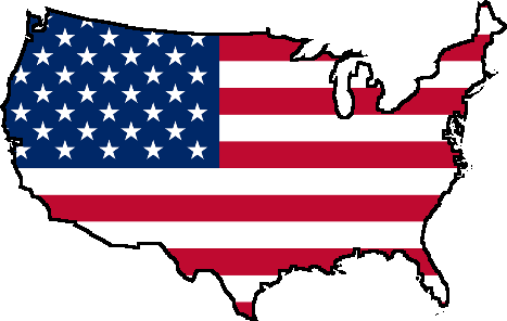 USA_Flag_Map