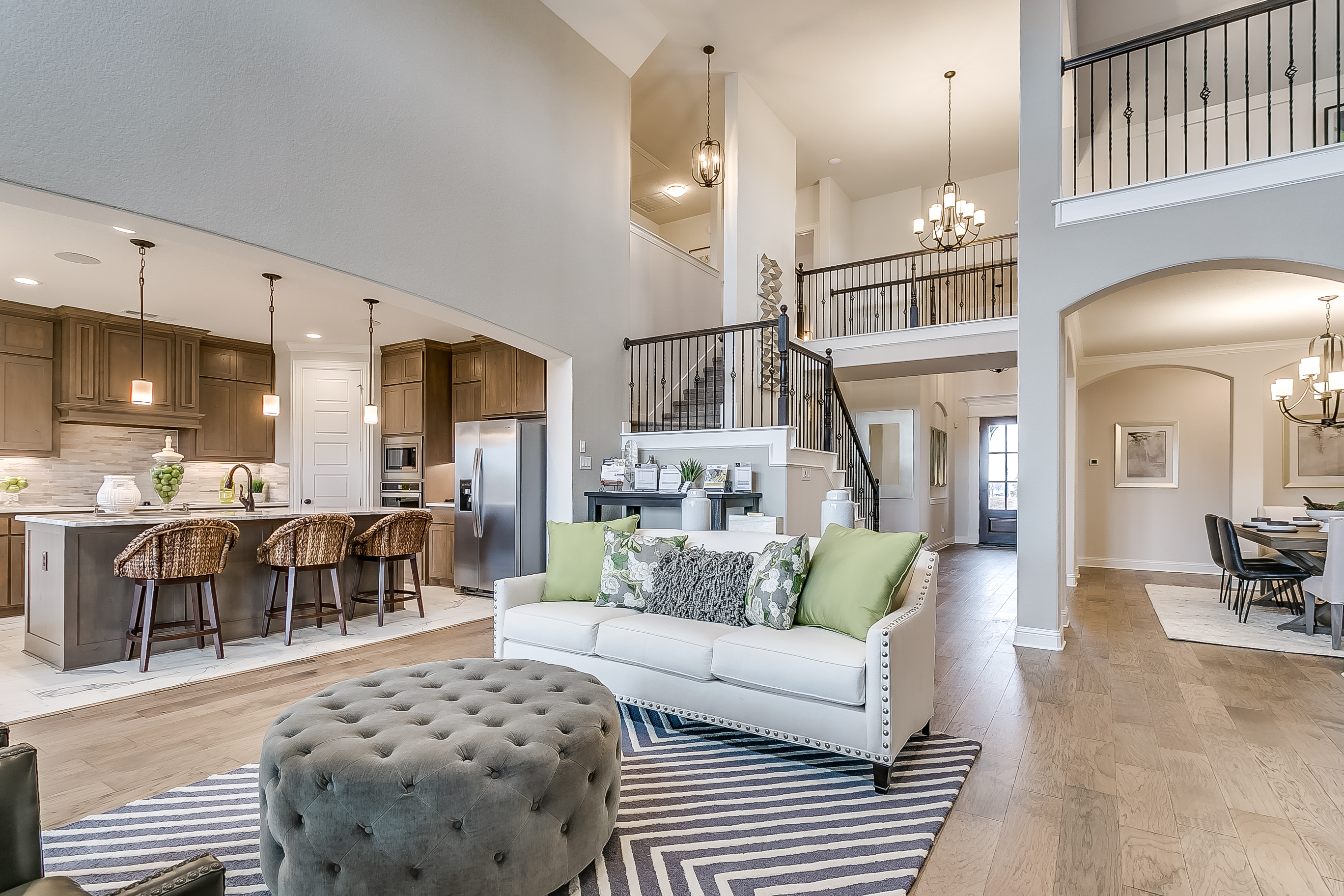 NEW MODEL HOME: Estates at North Grove in Waxahachie, TX