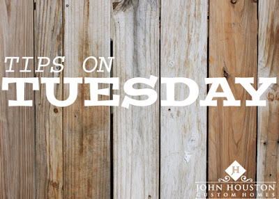 Tips On Tuesday: Get Connected with John Houston Custom Homes
