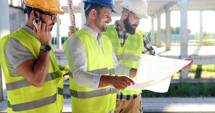 4 Tips to Build Visibility and Improve Construction Projects