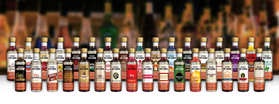 Top Shelf Liqueurs