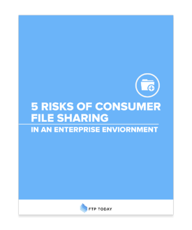 Risks of consumer file sharing for enterprises