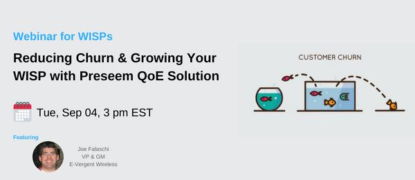 QoE Webinar on Sep 04