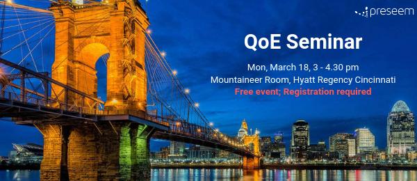 Preseem QoE Seminar blog