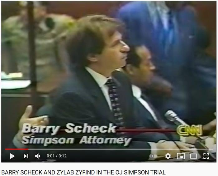 2021-04-21 09_32_27-BARRY SCHECK AND ZYLAB ZYFIND IN THE OJ SIMPSON TRIAL - YouTube