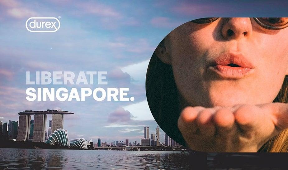 Liberate Singapore
