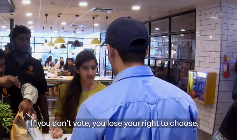 McDonald's right to choose 3