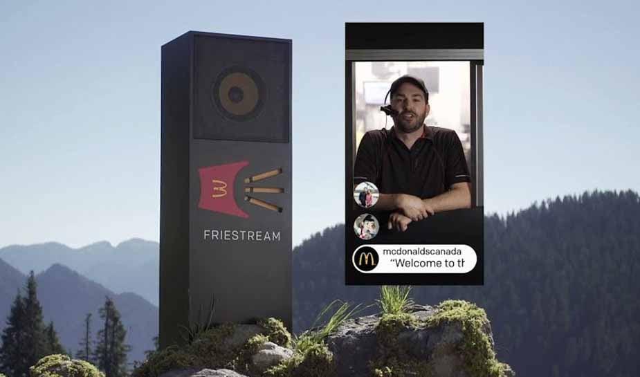 McDonalds Friestream 1