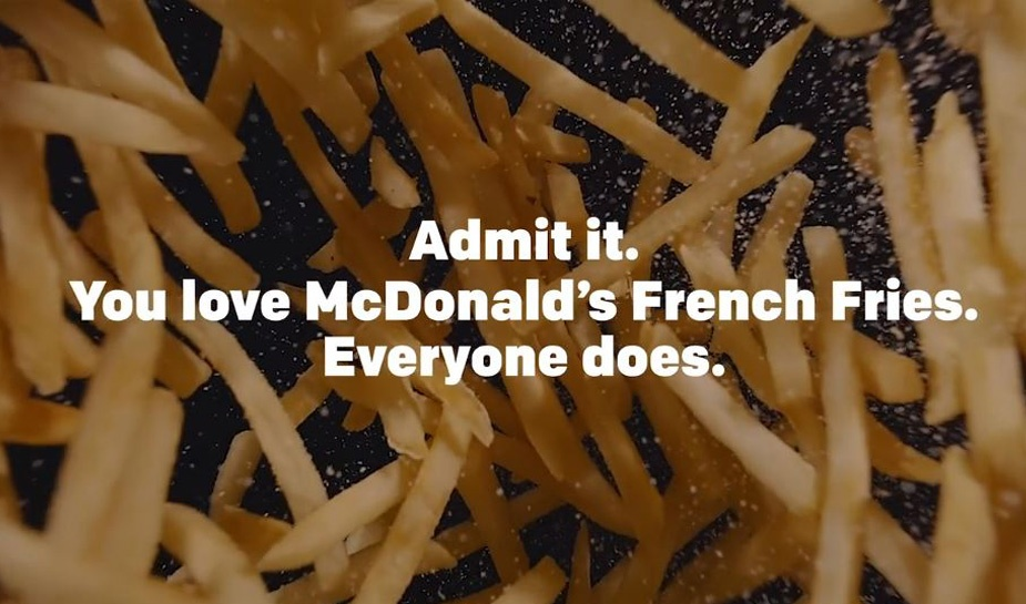 McDonalds Friestream 2