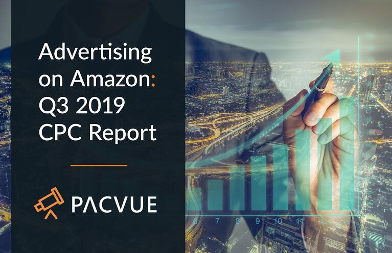 Advertising on Amazon: Q3 2019 CPC Report