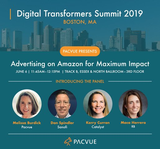 Pacvue Presents at the Digital Transformers Summit 2019