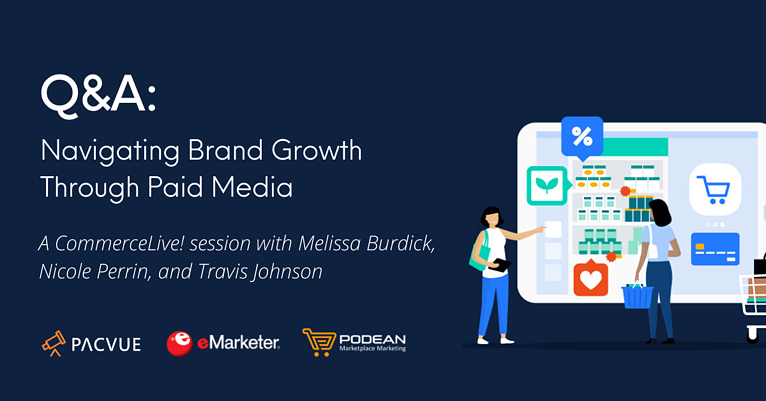 CommerceLive Q&A - Navigating Brand Growth through Paid Media