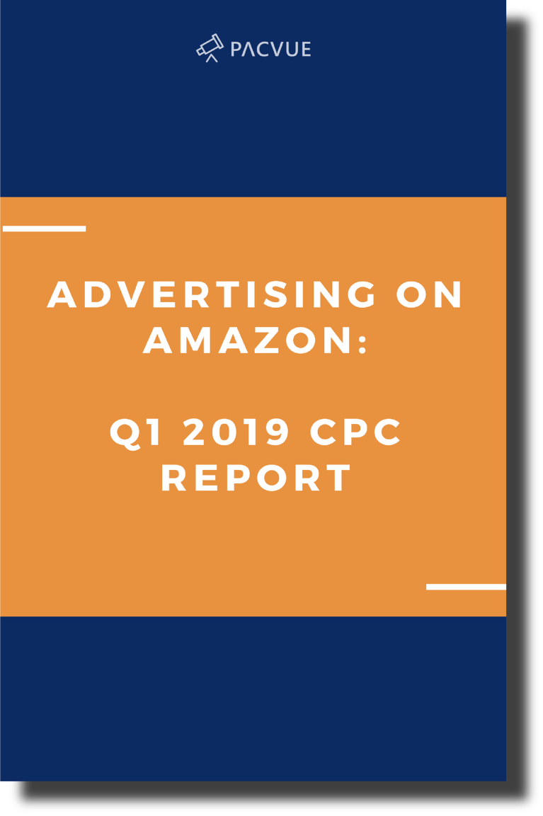 The Data is In: Advertising on Amazon Q1 2019 CPC Report