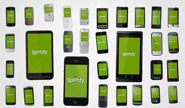Spotify's launch explainer demonstrated key elements of their service