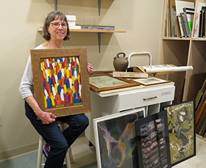 Kendal is the Place for Avid Art Volunteers
