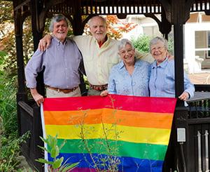 Kendal at Oberlin Celebrates Pride Week