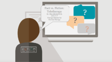 FACT VS. FICTION: THE TRUTHS ABOUT SPEECH THERAPY VIA TELEPRACTICE