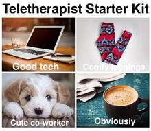 How to become a teletherapist