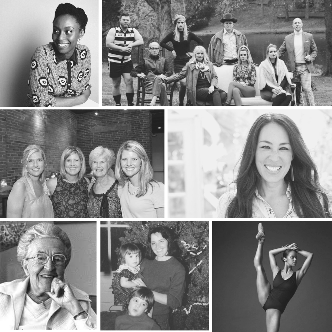 To the women who inspire us