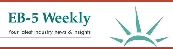 EB-5 Weekly e-newsletter