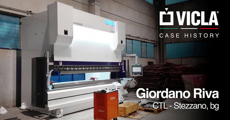 THE BOSS OF CTL S.R.L. , MR. GIORDANO RIVA AND ITS RELATION WITH VICLA®.