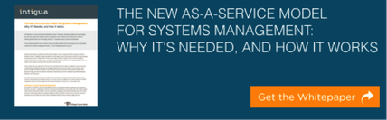 Whitepaper: The new as-a-service model for systems management