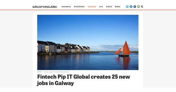 PiP iT Global in SiliconRepublic