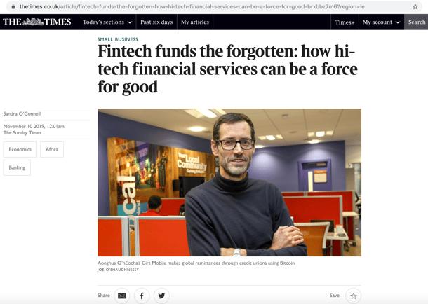 Sunday Times 10.11.19