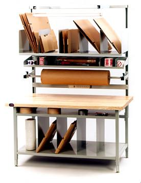 model-cpb-complete-packaging-workbench / shipping bench