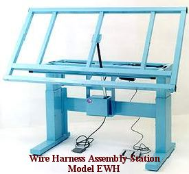 Wire Harnesses   Electric or Manual Height Adjustable on