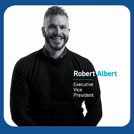 Robert Albert - Executive Vice President