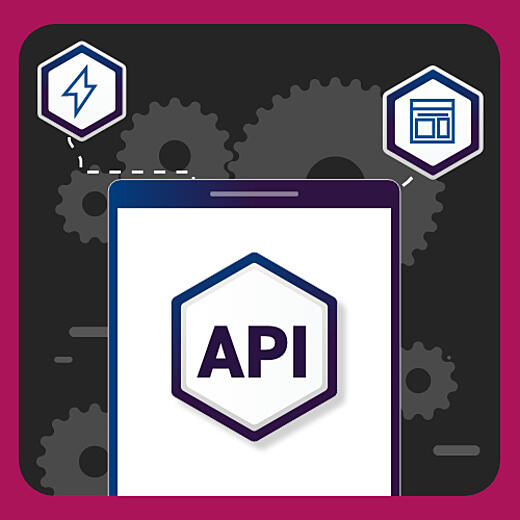 simplified API flow chart