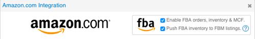 Skubana - FBA Inventory to FBM