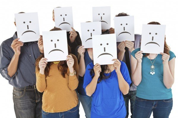 96% of unhappy customers don't complain but will tell between 9-15 people…