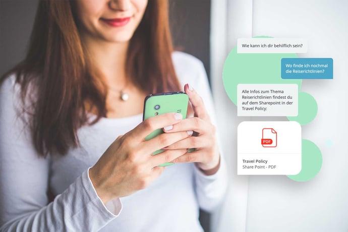 Chatbots in HR: Schon jetzt das Mittel der Wahl