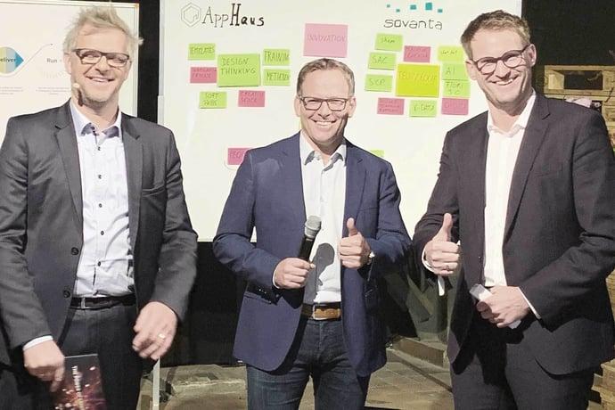 sovanta ist exklusiver Partner vom SAP's AppHaus Network!