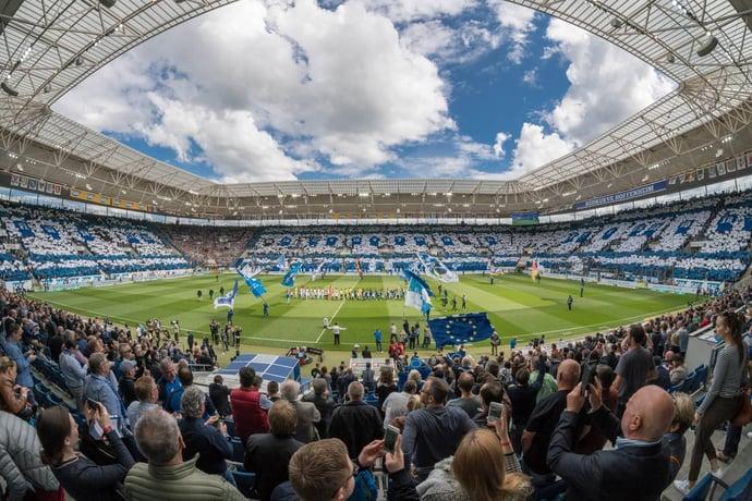 Saisonstart der TSG 1899 Hoffenheim