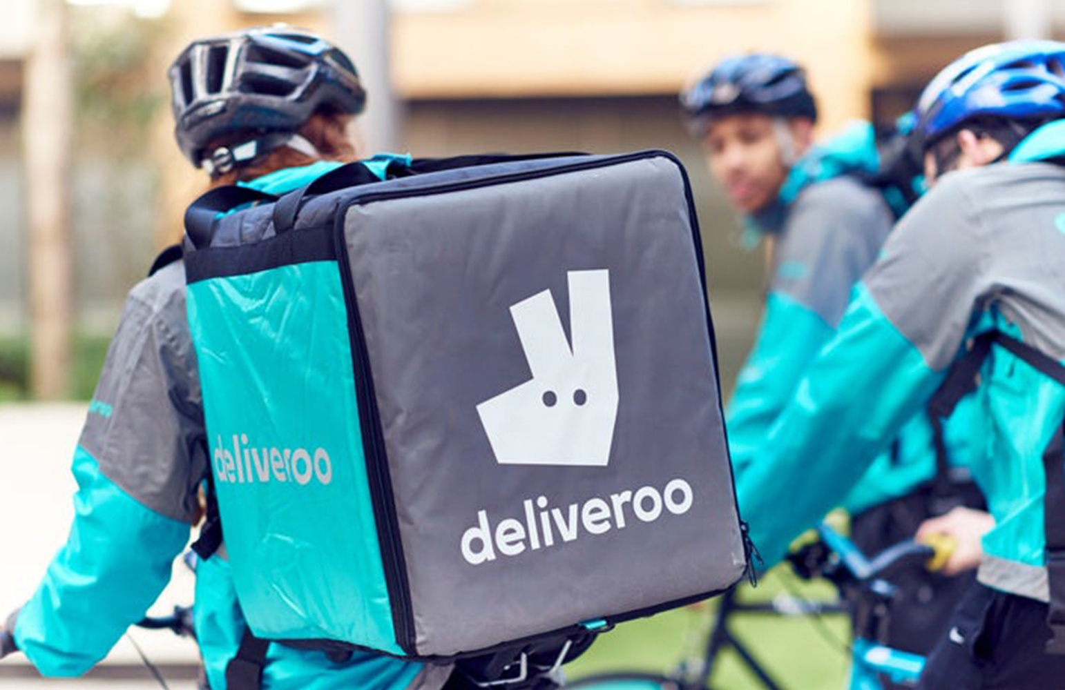 Deliveroo Rider Accident and Income Protection insurance