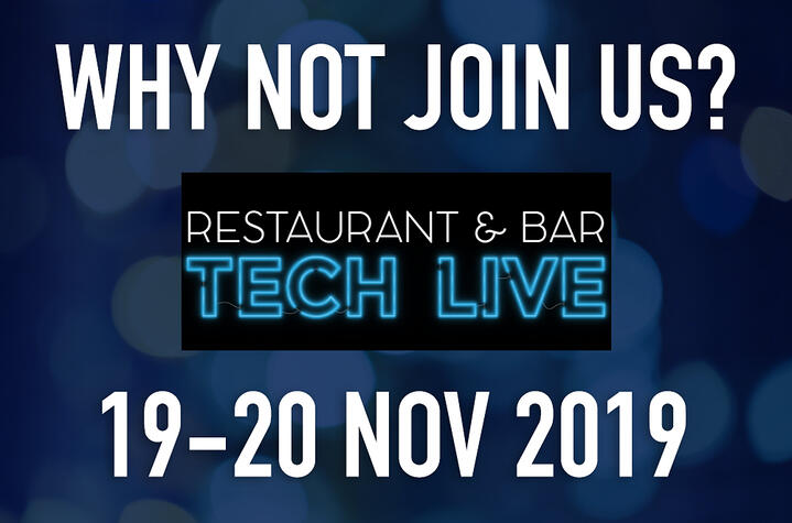 Restaurant & Bar Tech Live 2019