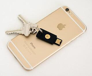 iphone7-yubikey