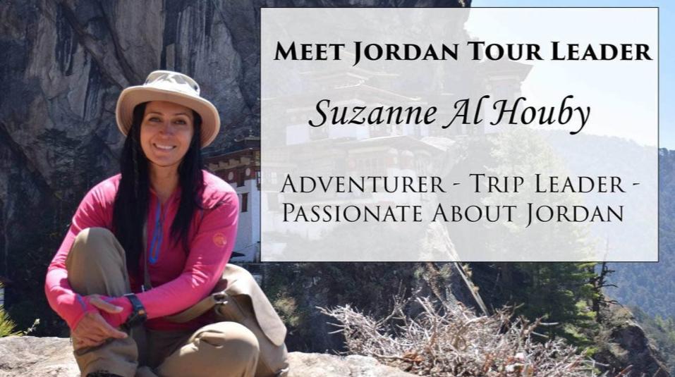 Meet Jordan Tour Leader