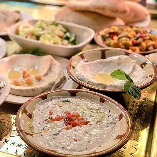 best food in jordan