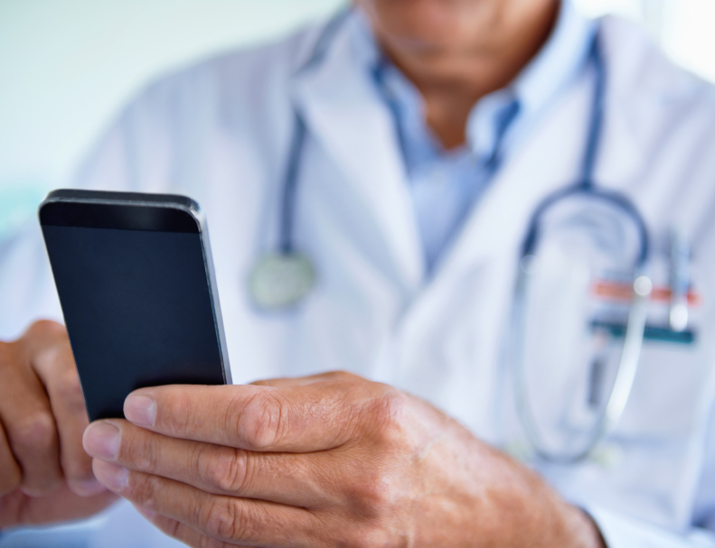 healthcare mobile marketing