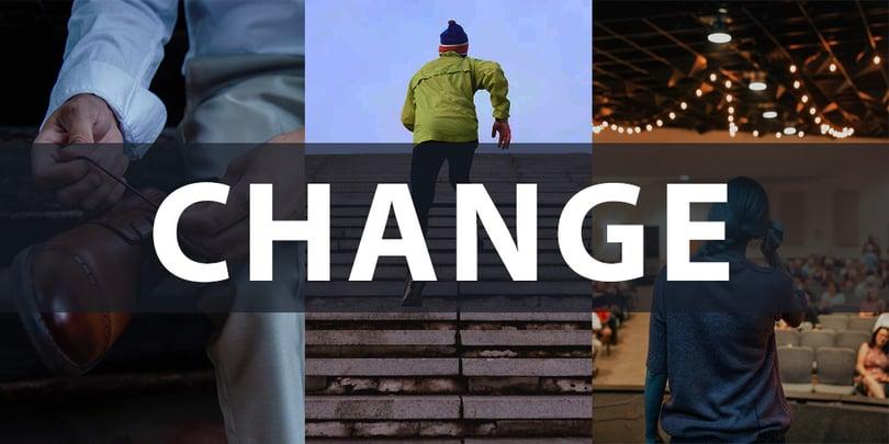 3 KEY FACTORS INFLUENCING CHANGE
