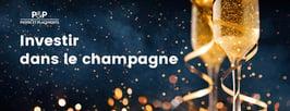 Investir dans le champagne pour les fêtes de fin d'année, une bonne idée ?