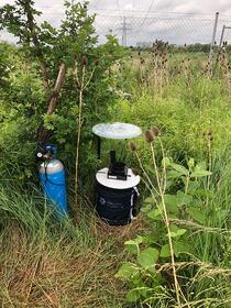 Biogents BG-counter smart mosquito trap