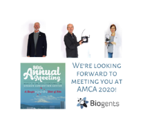 Biogents at 86th AMCA annual meeting 2020 in Portland, OR
