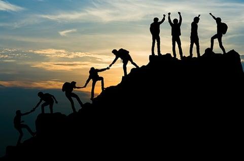 In 12 Schritten zum agilen Team