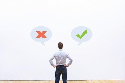 Fehlermanagement - Warum Scheitern uns agiler macht